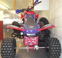 Ayrton Knowles 2013 Race Quad