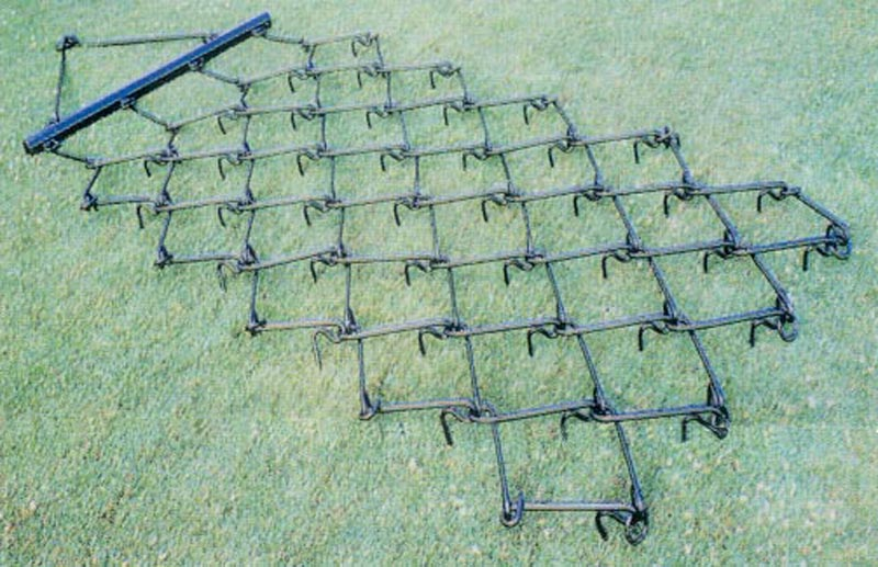 Chain Harrows 1.2m wide - Agricultural product- ATV specific