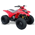 Quadzilla R100 Junior Off Road Quad bike - Available In Red, White And Black