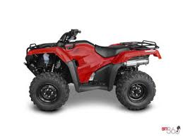 Honda TRX420FE1 Agricultual and Equestrian Quad Fourtrax ES 2/4WD