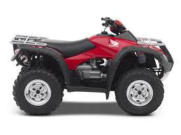 Honda TRX680FA Agricultural and leisure Quad Rincon AT 2/4WD